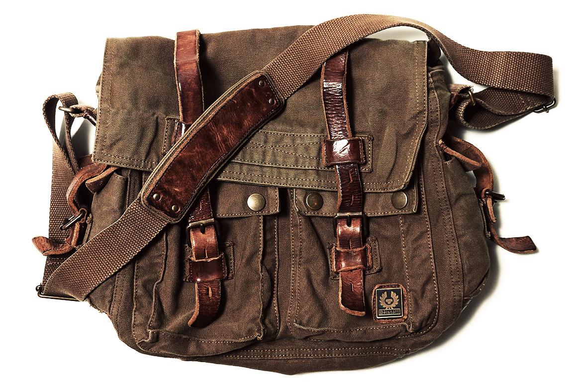 Belstaff 556 Colonial Shoulder Bag